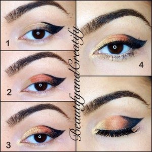 Pictorial of a simple fall look