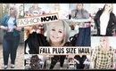 Fashion Nova Curve Plus Size Fall Clothing Haul