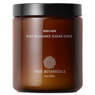 True Botanicals Pure Radiance Sugar Scrub