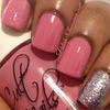 Cult Nails Kiss My Rose Bush and Neener Neener Simply Pink