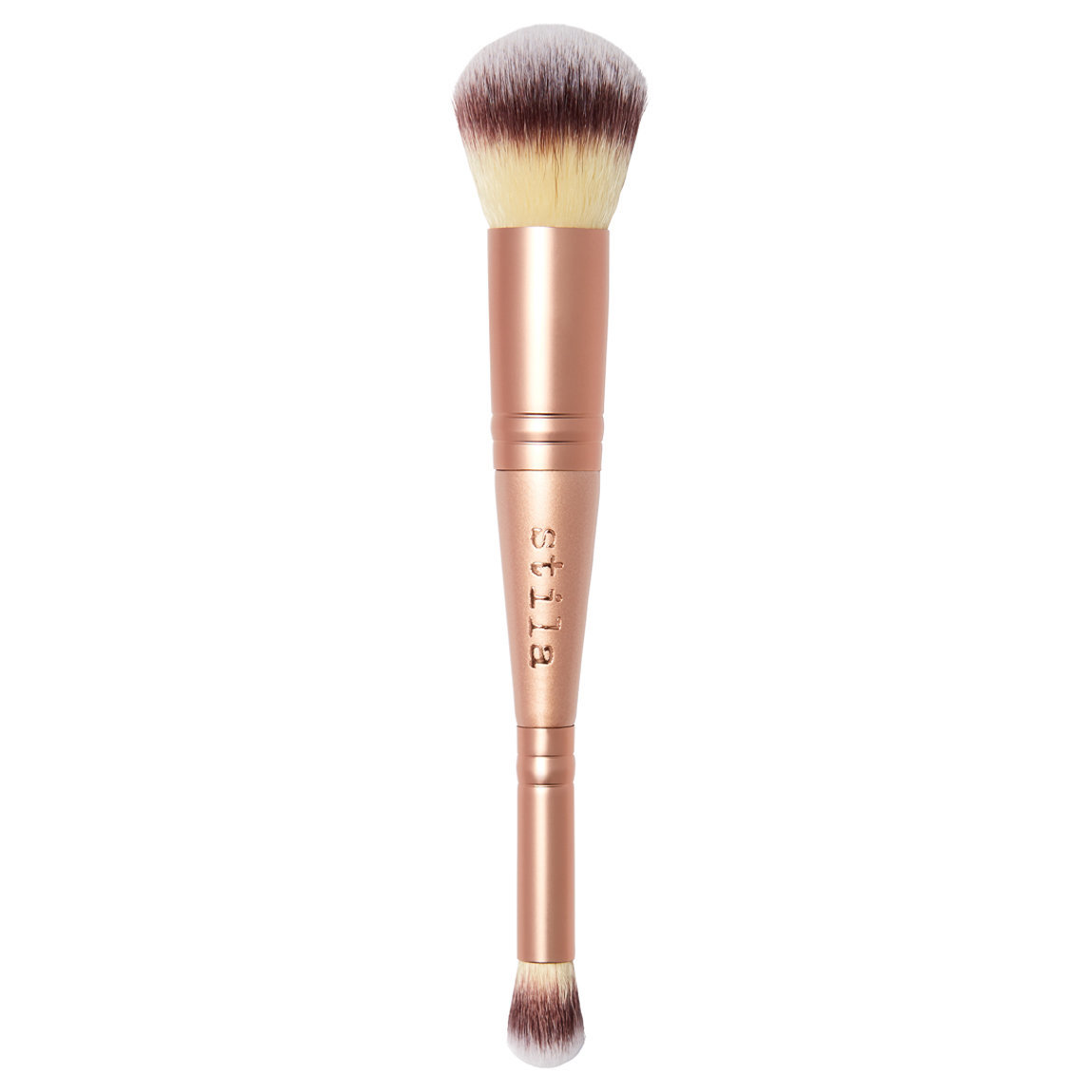 Stila Double-Ended Complexion Brush alternative view 1 - product swatch.