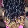 i curled my friends hair. love it!
