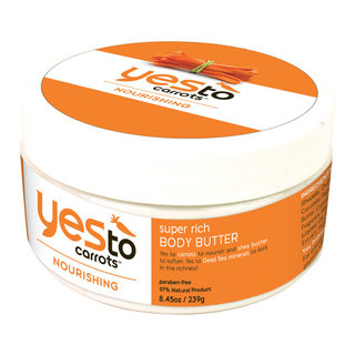 Yes to Carrots Deliciously Rich Body Butter