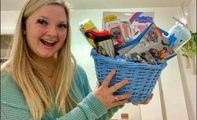WHAT'S IN OUR PRESCHOOLER'S EASTER BASKET | 2020
