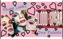 Valentine's Day Make Up: Three Looks using the Jeffree Star Blood Sugar Palette.