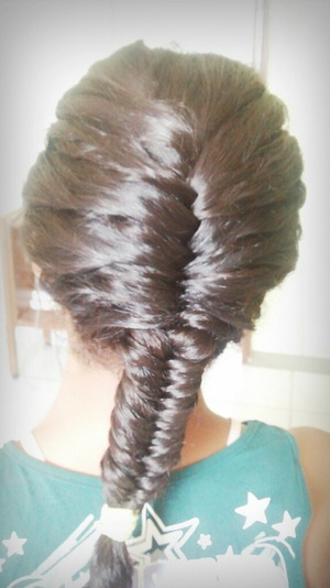 Braid style by me