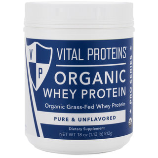 Vital Proteins Organic Whey Protein