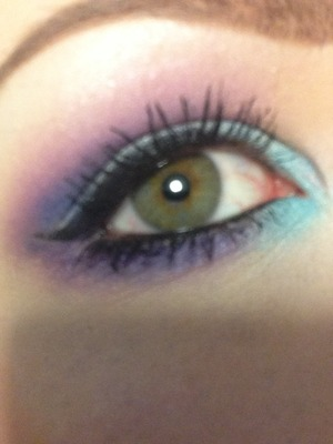 Closer pic of the galactic eye makeup