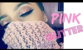 GLITTER EYE Makeup Tutorial for Beginners | Pat McGrath Labs