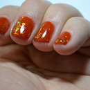 31 Day Challenge: Orange Nails