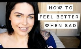 How to feel Better when Depression Kicks IN