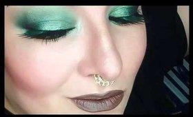 Editorial Makeup challenge : MBACosmetics illamasqua loliloooo