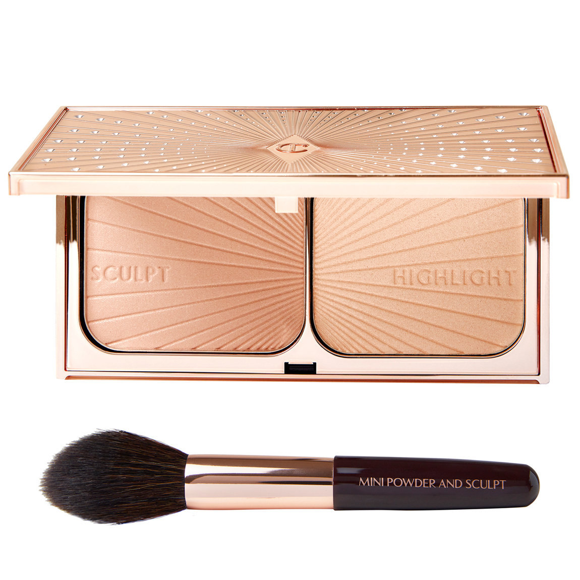 Charlotte Tilbury Limited Edition Filmstar Bronze and Glow Set alternative view 1 - product swatch.