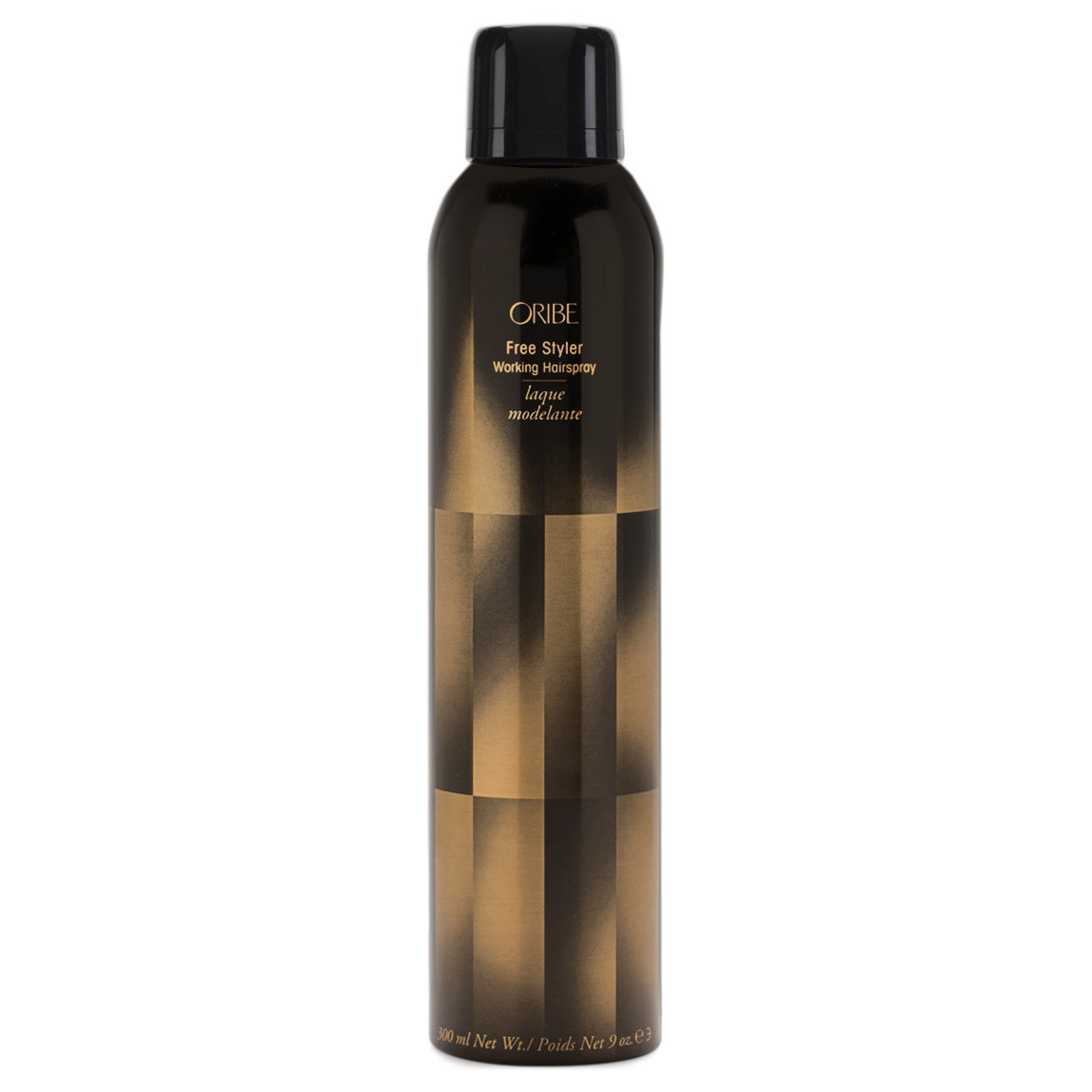 Oribe Free Styler Working Hairspray 9 oz product swatch.