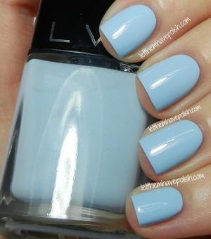 LVX Celeste Sky Blue creme