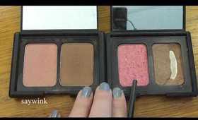 Splurge or Save? NARS Orgasm Laguna vs. Elf Contouring Blush & Bronzer Powder