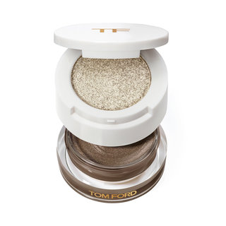 Soleil Neige Cream and Powder Eye Color 11 Fleur Neige