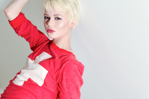 {credits} photo: Patrick Rafanan models: Page with LOOK Agency SF makeup: S Cindy Crabtree (Moonshine Makeup Artist)