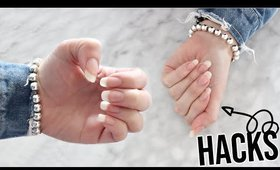 How To Grow LONG & STRONG Nails OVERNIGHT!!