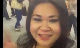International Makeup Artist Tradeshow (IMATS) NYC 2012
