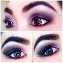 Smoky purple