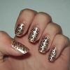 Leopard Nail Art!!
