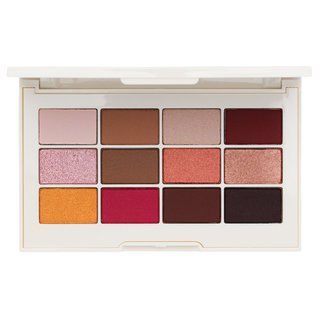 Jouer Cosmetics Rose Gold Matte & Shimmer Eye Shadow Palette