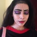 Pop Art girl for Halloween