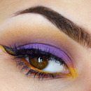 Yellow and Purple