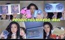 Productos RECIBIDOS Haul/ New Products | auroramakeup