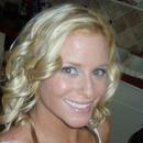 Lauren attending a wedding