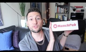 Trying MunchPak For The First Time!