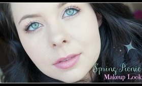 Spring Picnic Makeup | Candy Colored Inspired