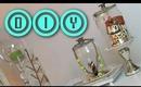 DIY Cloche Jewelry Holder | Rings & Bracelets