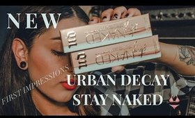 NEW FOUNDATION?! STAY NAKED BY URBANDECAY