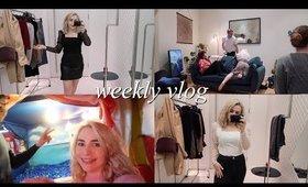 London Date Night Ideas + Topshop Haul | Weekly Vlog #121