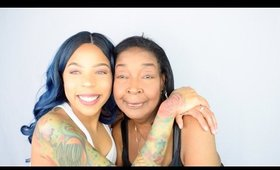 Makeup for Women Over 70!? WARNING EXTREME LAUGHTER AHEAD..
