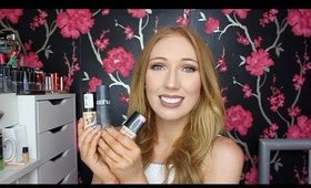 THE BEST DRUGSTORE FOUNDATIONS FOR OILY SKIN! | Chloe Luckin