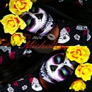 Sugar skull.. follow me @itsnotmichelle