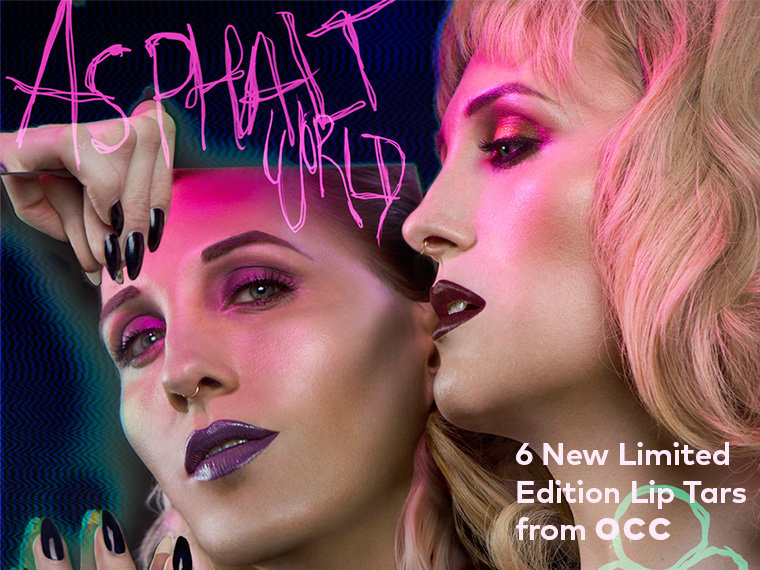 New from OCC: The Asphalt World Collection