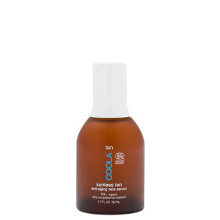 Sunless Tan Anti-Aging Face Serum