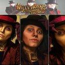 Johnny Depp's Willy Wonka Transformation // Hannabal Marie