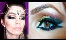 Arabic makeup tutorial ماكياج الخليجي