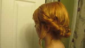 hair x2 for grad