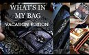 Whats in My Bag / How to Pack for VACATION with XTAVA