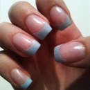 Pastell Blue
