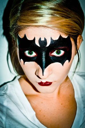 Bat Girl #1