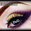 D&G Spring Fashion 2013 inspired Make Up