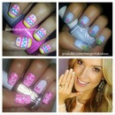 Easter Nail Art!!! Three Cute & Easy Tutorials!!!
