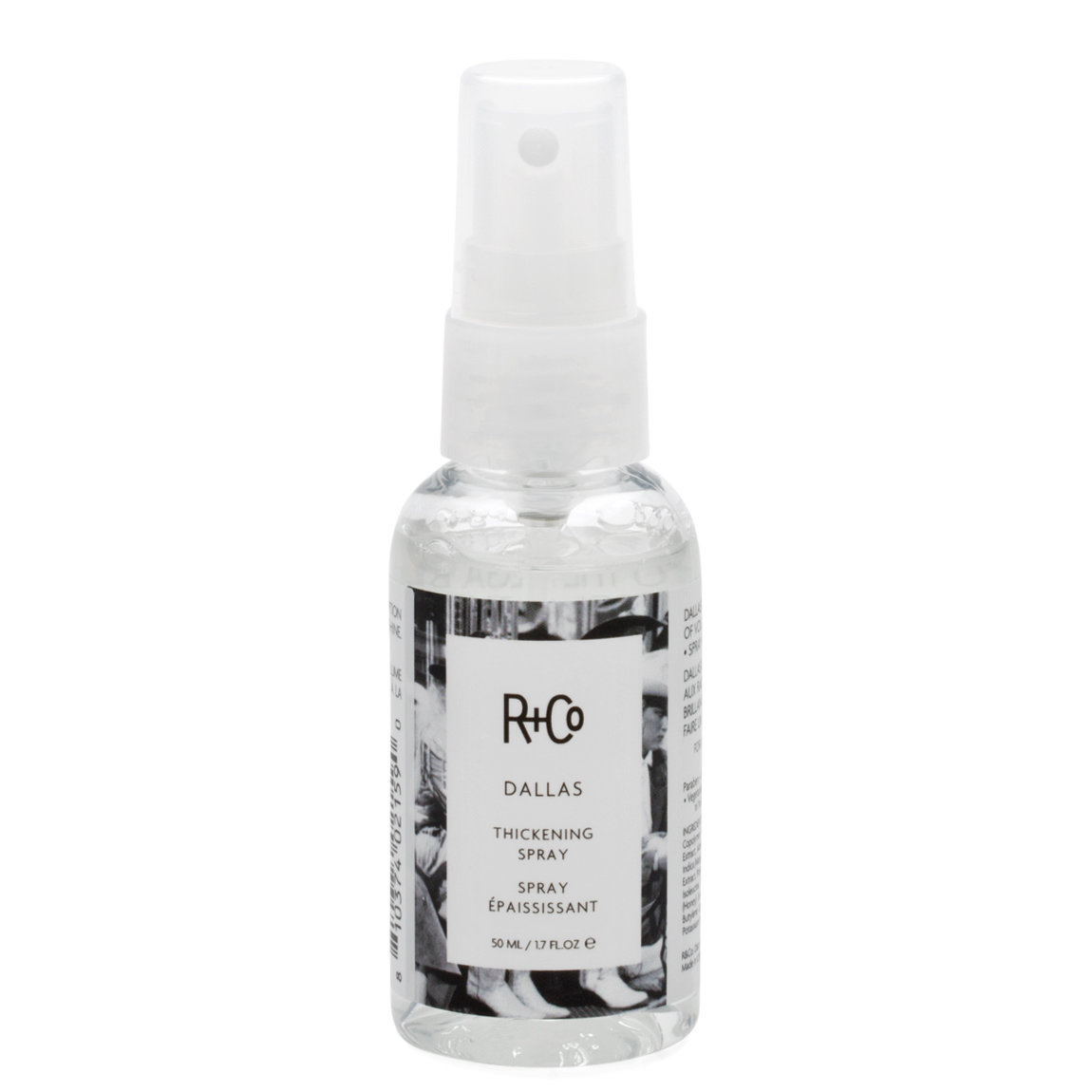 R+Co Dallas Thickening Spray 1.7 oz alternative view 1 - product swatch.
